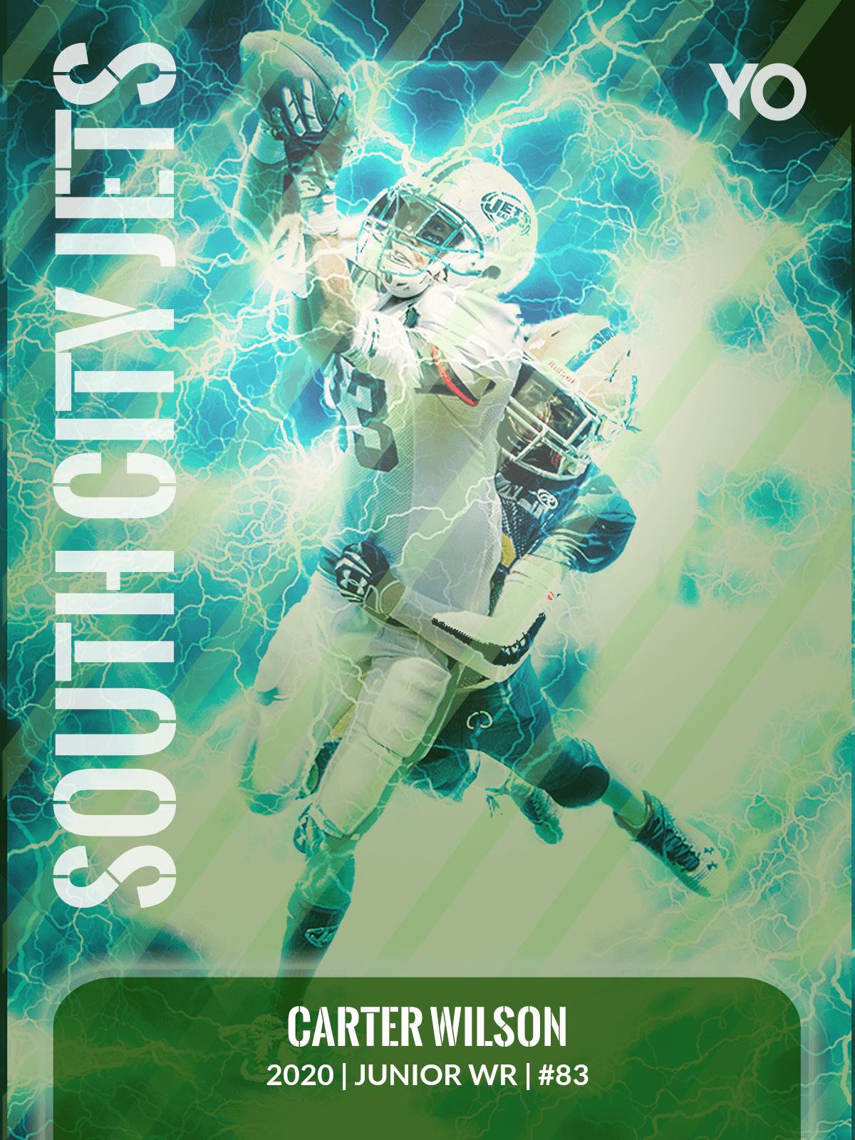 Football Custom Poster