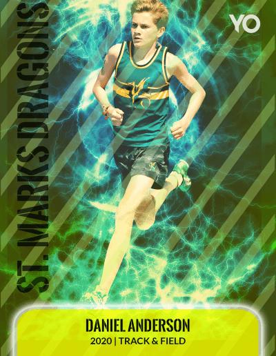 Custom Running Poster
