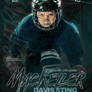 Sports Poster - Custom Poster